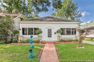 Shreveport Single Family Home For Sale: 451 Gladstone Boulevard