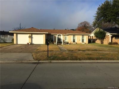 Bossier City LA Single Family Home For Sale: $154,900