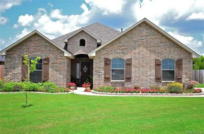 Bossier City Single Family Home For Sale: 3902 White Lake Drive