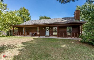 Shreveport Single Family Home For Sale: 6912 Soda Point Drive