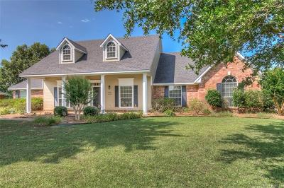 Bossier City Single Family Home For Sale: 102 Woodrun Place