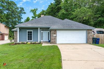 Shreveport Single Family Home For Sale: 3317 Sunshine Circle