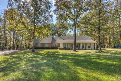 Keithville Single Family Home For Sale: 8763 Springridge Drive