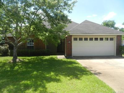 Haughton LA Single Family Home For Sale: $139,500