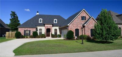 Shreveport Single Family Home For Sale: 9083 Cottage Ridge Drive
