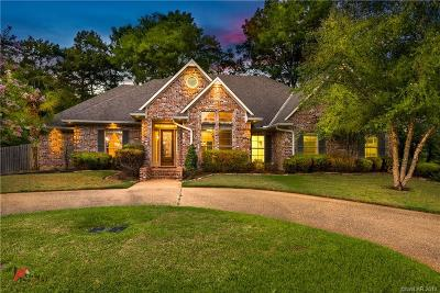 Bossier City Single Family Home For Sale: 717 Winding Willows