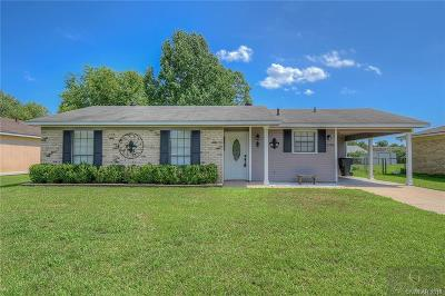 Bossier City Single Family Home For Sale: 2106 General Jackson Place