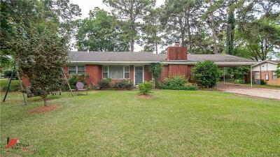 Shreveport Single Family Home For Sale: 1009 Francais Drive