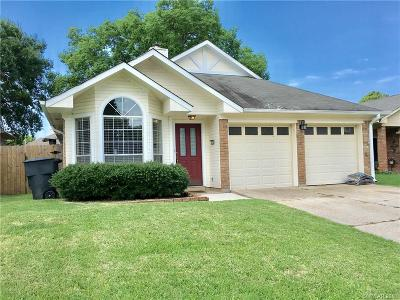 Bossier City Single Family Home For Sale: 3308 Kingsford Place