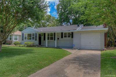Shreveport Single Family Home For Sale: 359 Carrollton