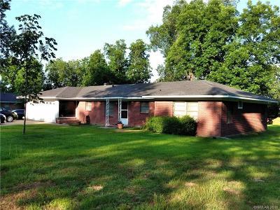 Shreveport Single Family Home For Sale: 3109 Timberlane Drive