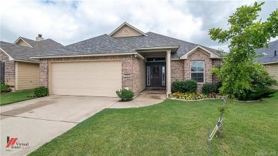 Bossier City Single Family Home For Sale: 3938 White Lake