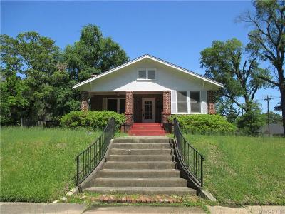 Shreveport Single Family Home For Sale: 702 Linden Street