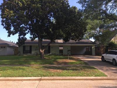 Shreveport Single Family Home For Sale: 179 Chelsea Drive