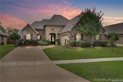 Bossier City Single Family Home For Sale: 520 Tupelo Drive