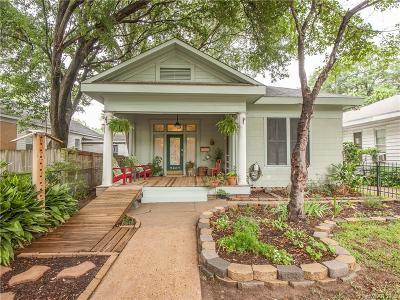 Shreveport Single Family Home For Sale: 2607 Highland