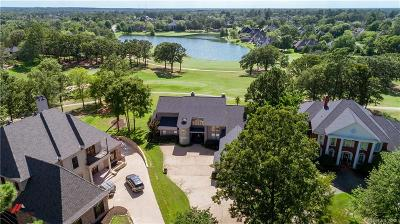 Shreveport Single Family Home For Sale: 10870 Longfellow Trace