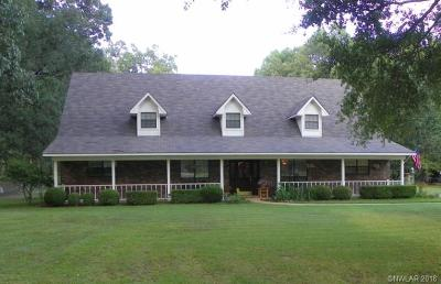 Keithville Single Family Home For Sale: 11727 Timber Ridge Drive