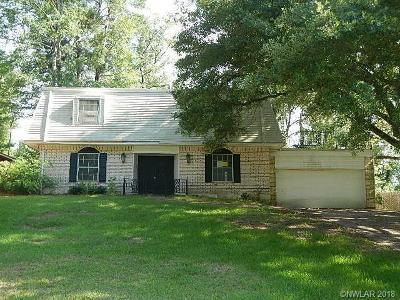 Haughton Single Family Home For Sale: 303 Hacienda Circle
