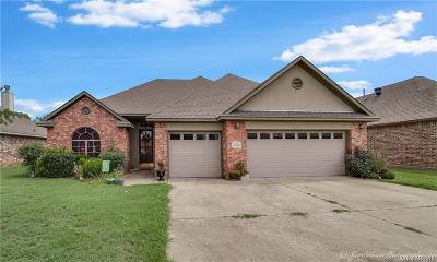 Benton Single Family Home For Sale: 4125 Courtland Way
