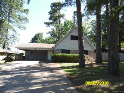 Shreveport Single Family Home For Sale: 2006 Urbandale Street