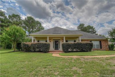 Haughton Single Family Home For Sale: 4 Sterling Ranch Road N