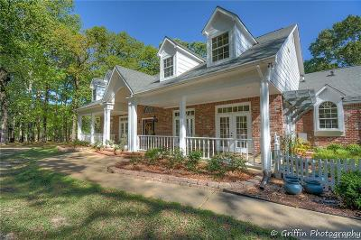 Shreveport Single Family Home For Sale: 6674 North Club Drive