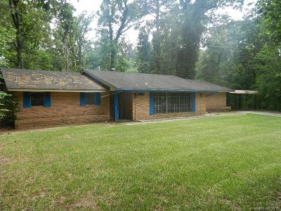 Single Family Home For Sale: 3249 Junior Place