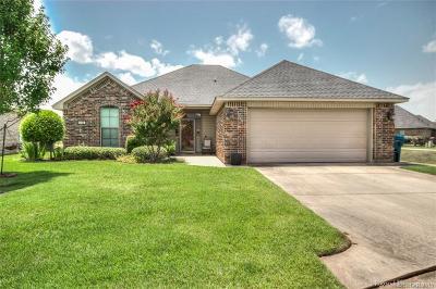 Bossier City Single Family Home For Sale: 133 Rachel Lane