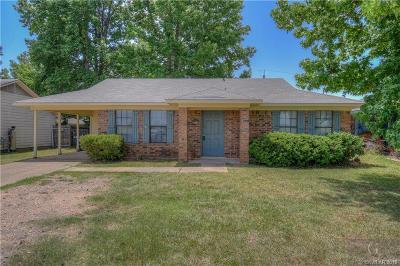Haughton Single Family Home For Sale: 426 N Elm Street