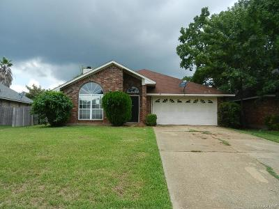 Single Family Home For Sale: 3307 Salem Place