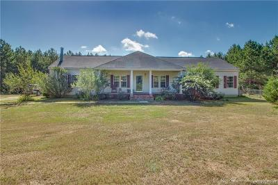 Benton Single Family Home For Sale: 15350 Highway 157