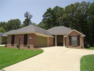 Norris Ferry Crossing Single Family Home For Sale: 1120 Pelican Creek Drive