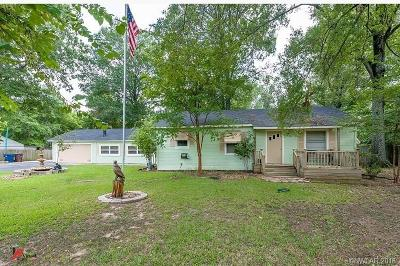 Benton Single Family Home For Sale: 513 5th Street