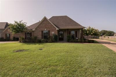Bossier City Single Family Home For Sale: 400 Long Acre Drive