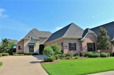 Bossier City Single Family Home For Sale: 120 Ironwood Drive