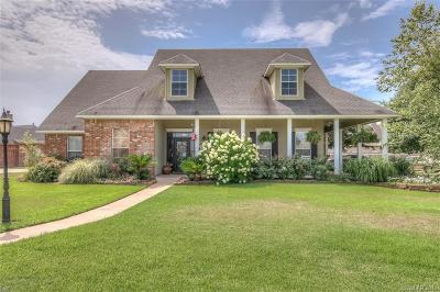 Benton Single Family Home For Sale: 101 Pear Tree Lane
