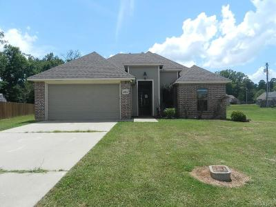 Keithville LA Single Family Home For Sale: $150,000