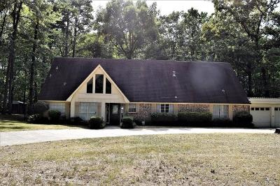 Minden Single Family Home For Sale: 154 Sugar Creek