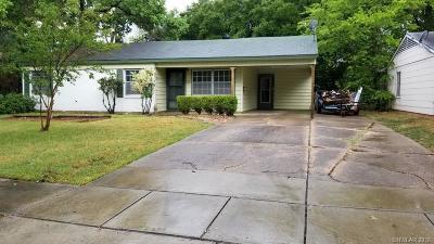 Bossier City Single Family Home For Sale: 1413 Mark