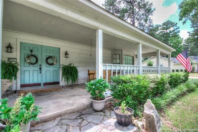 Haughton Single Family Home For Sale: 105 Crestwood Drive