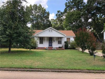Minden Single Family Home For Sale: 422 Chandler Street