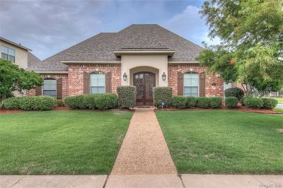 Bossier City Single Family Home For Sale: 321 Briars Court