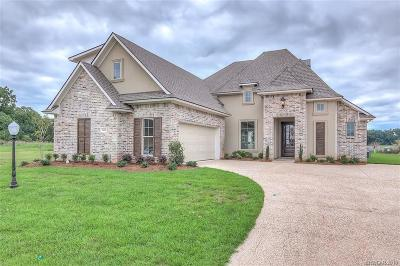 Bossier City Single Family Home For Sale: 605 Dumaine Drive