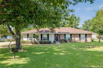 Benton Single Family Home For Sale: 4514 Palmetto Road