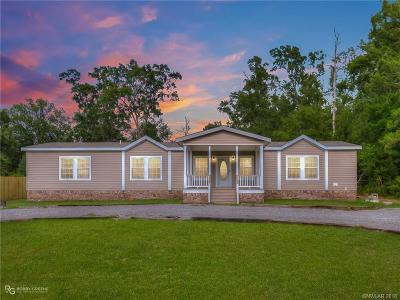 Benton Single Family Home For Sale: 6962 Highway 3