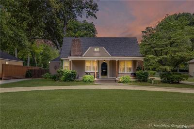Shreveport Single Family Home For Sale: 124 Ockley Drive