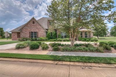Bossier City Single Family Home For Sale: 216 Stonebridge Boulevard