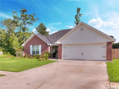 Haughton Single Family Home For Sale: 421 Cross Drive
