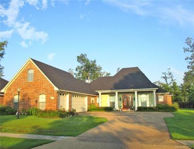 Shreveport Single Family Home For Sale: 2356 Fernbrook Drive